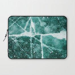 Emerald Ice Laptop Sleeve