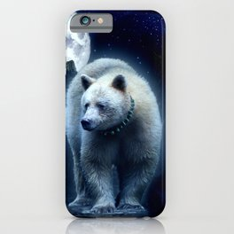 SPIRIT BEAR iPhone Case