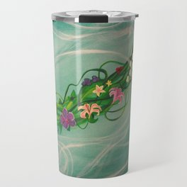 Garland of Grace Travel Mug
