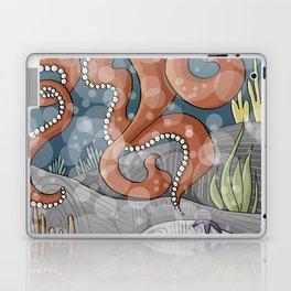 The Ocean Floor Laptop & iPad Skin