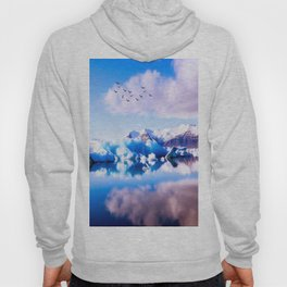 Frozen Journey to the Νorth Hoody