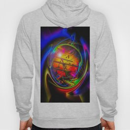 Sea Romantic - Sailing Ship 20 Hoody