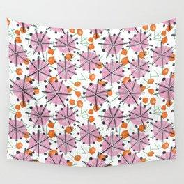 Umbrella Tops Wall Tapestry
