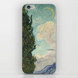 Cypresses iPhone Skin