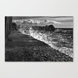 CALLING of the Sea Canvas Print