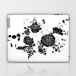 Broken Floral Sketch Laptop & iPad Skin