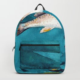 Winslow Homer1 - Channel Bass - Digital Remastered Edition Backpack