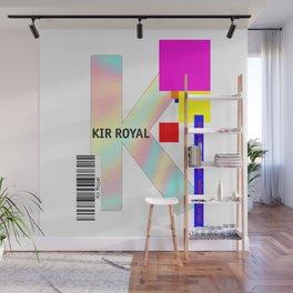 """Cocktail """"K"""" - Kir Royal Wall Mural"""