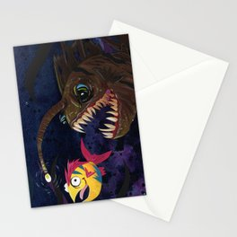 Blinded by the Light Stationery Cards