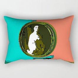 """""""Nia & Liz"""" Rectangular Pillow"""