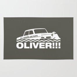 Top Gear: Oliver Rug