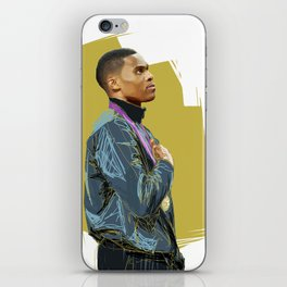 Olympic Westbrook iPhone Skin