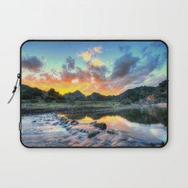 Sunset Landscape #river Laptop Sleeve
