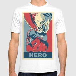 Saitama - Hero T-shirt