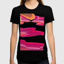 Aesthetic neon T-shirt