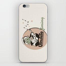 Ukelele Jiminy iPhone Skin