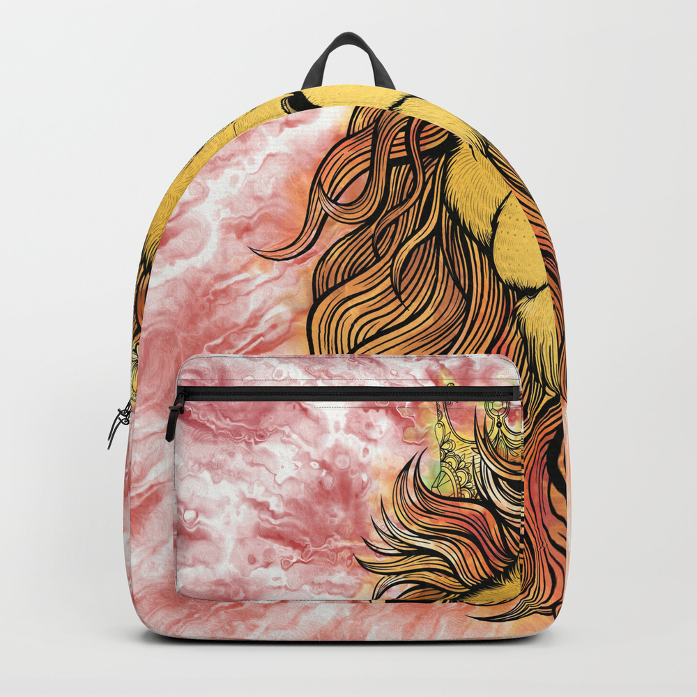 King The Lion Backpack by Salomemika BKP8259015