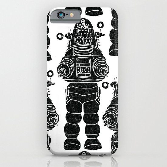 ROBBY THE ROBOT iPhone & iPod Case