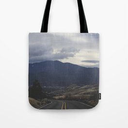 Route 66 zoom Tote Bag