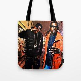 Wiz & Tempah Tote Bag