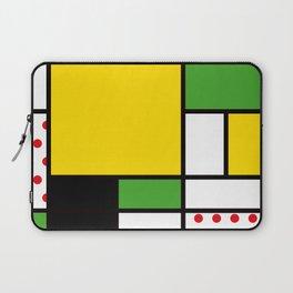 Mondrian – Bycicle Laptop Sleeve