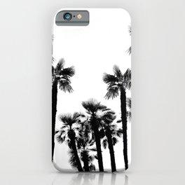 Tropical Palm Trees Dream #2 #tropic #decor #art #society6 iPhone Case