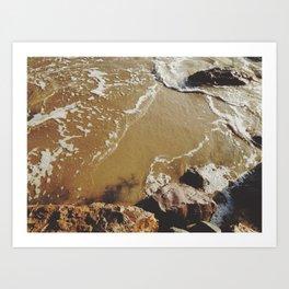 The Pacific IV Art Print