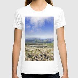 Snowdon Cafe T-shirt
