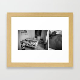 Intimitudini #03 Framed Art Print