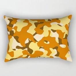 Bear military Rectangular Pillow
