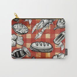 Cajun Food! Carry-All Pouch