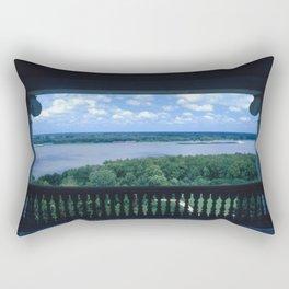 Natchez Lookout Rectangular Pillow