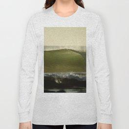 Verde Tubo Long Sleeve T-shirt