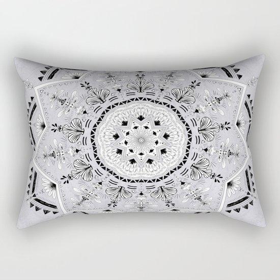 Star Mandala Rectangular Pillow