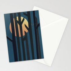 Breaking Through Stationery Cards