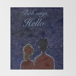 Percy Jackson - Bob Throw Blanket