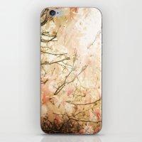 skyfall iPhone & iPod Skins featuring Skyfall by Jenndalyn