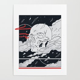 HEAD IN THE SKY Poster