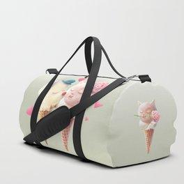 Ice Cream Love Duffle Bag