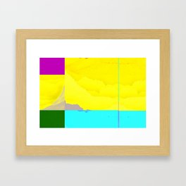 Screenshot 134 Framed Art Print