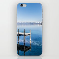 Lake Tahoe 2 iPhone & iPod Skin