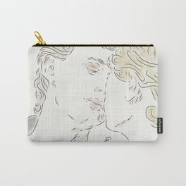Evak kisses Carry-All Pouch