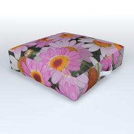 Petals, Petals, Petals Outdoor Floor Cushion