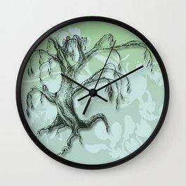 Natures Breath Wall Clock