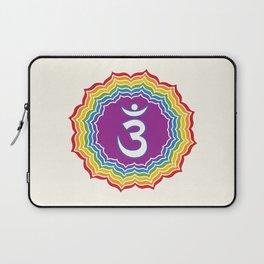 Third Eye chakra Laptop Sleeve