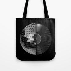 Disco Mix Tote Bag