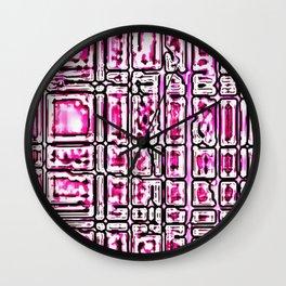 Curitiba Wall Clock