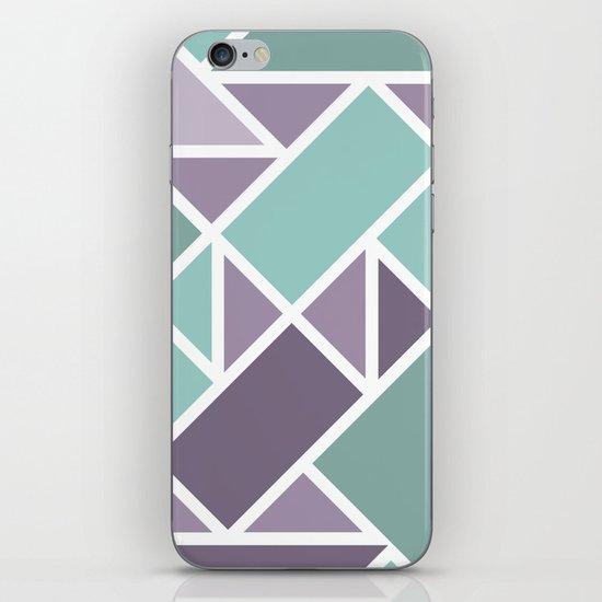 Shapes 006 iPhone & iPod Skin