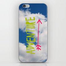 Adventure // Sky iPhone & iPod Skin