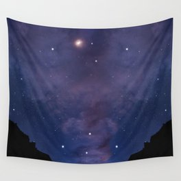 Big Bend nights Wall Tapestry